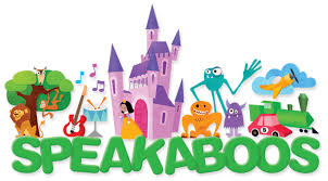 Speakaboos Logo and Link