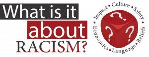 offical logo (racism w.)