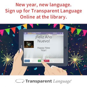 new years transparent