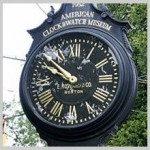 american clock and watch museum