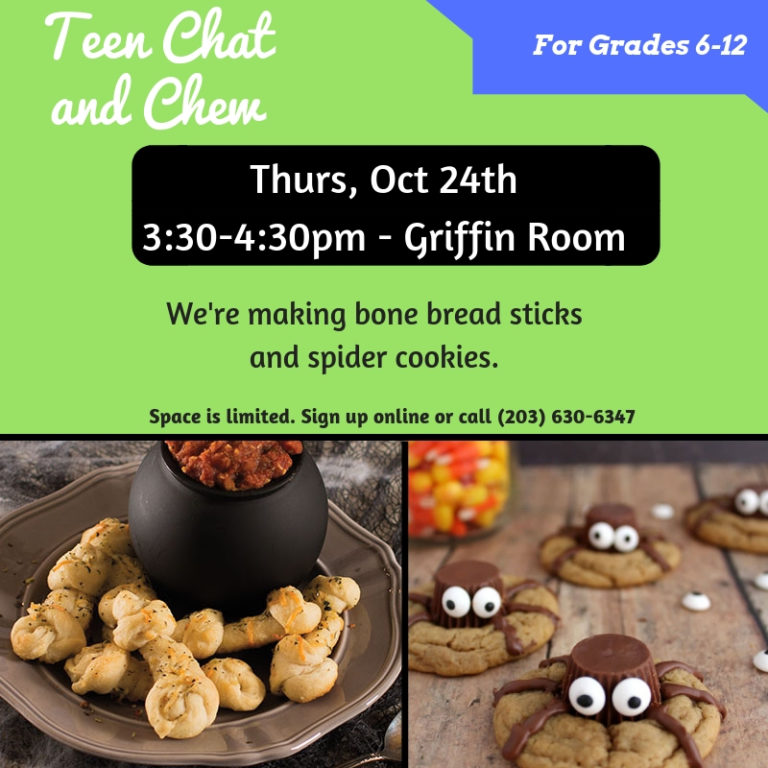 ok teen chat and chew october