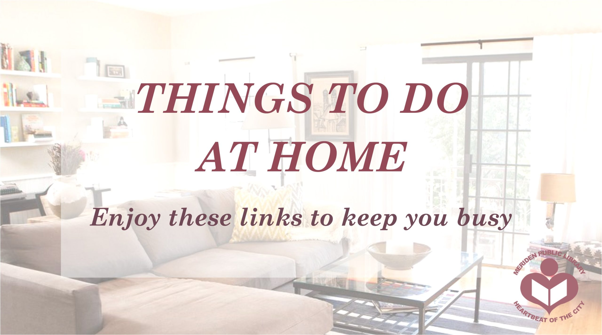 things to do at home( new)