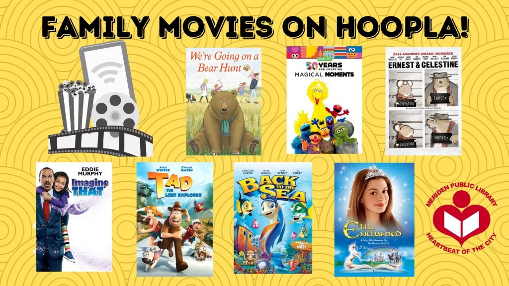 family movies on hoopla