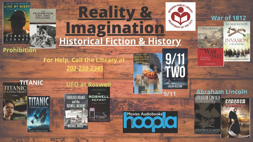 history fiction and nonfiction[5874]