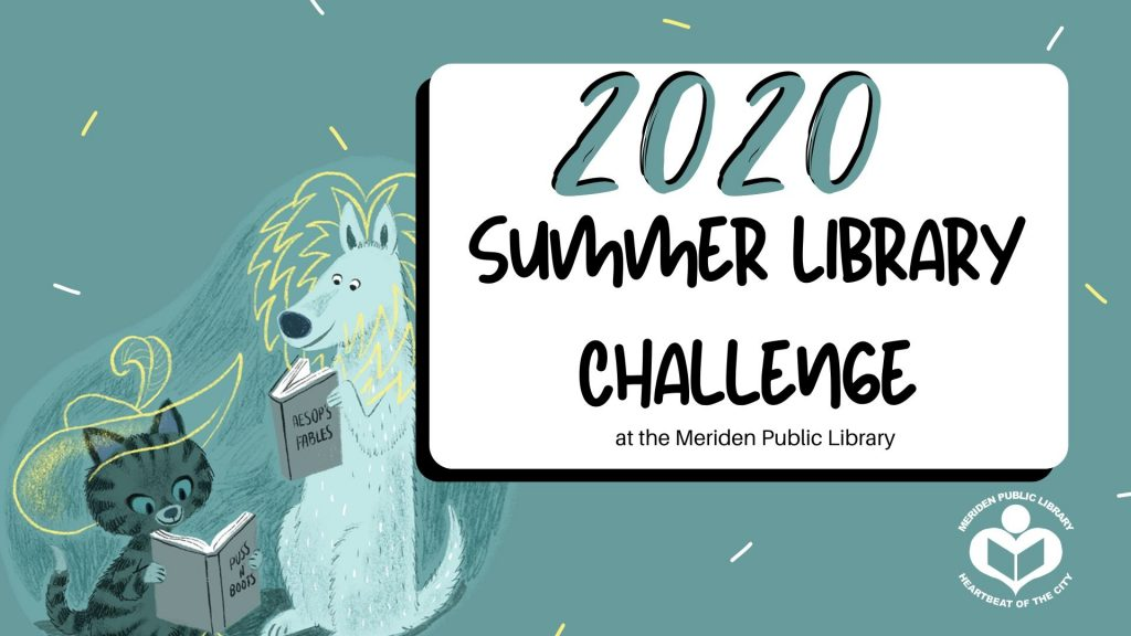 2020 Summer Library Challenge at the Meriden Public Library