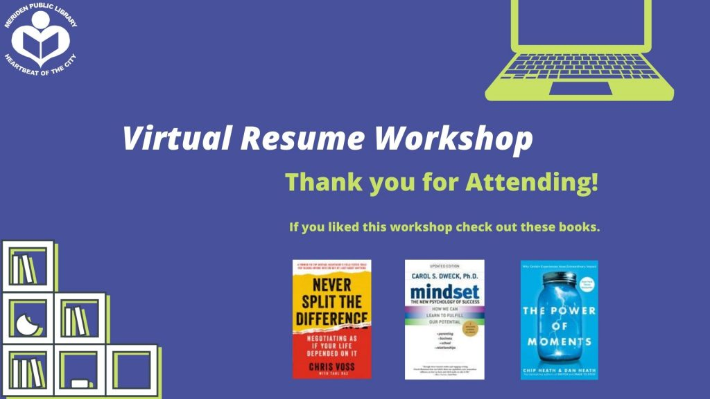 copy of thank you virtual resume workshop