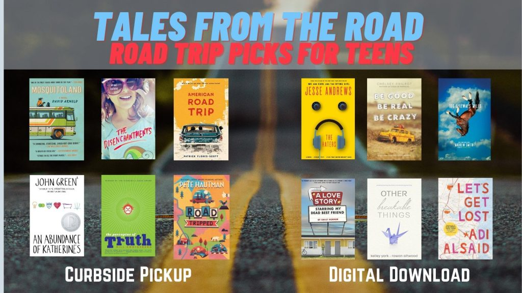 Road Trip Stories for Teens