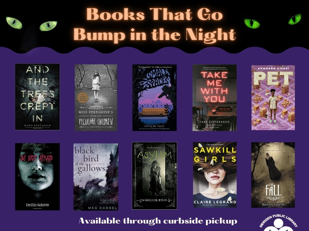 books that go bump in the night 1