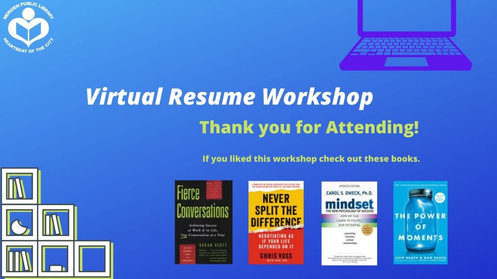 copy of thank you virtual resume workshop 1