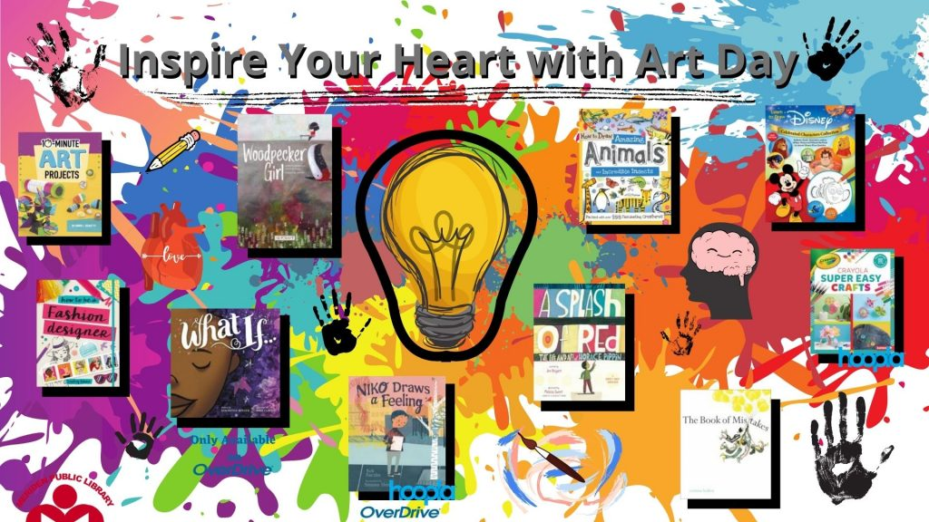 inspire your heart with art day jan. 31 2021
