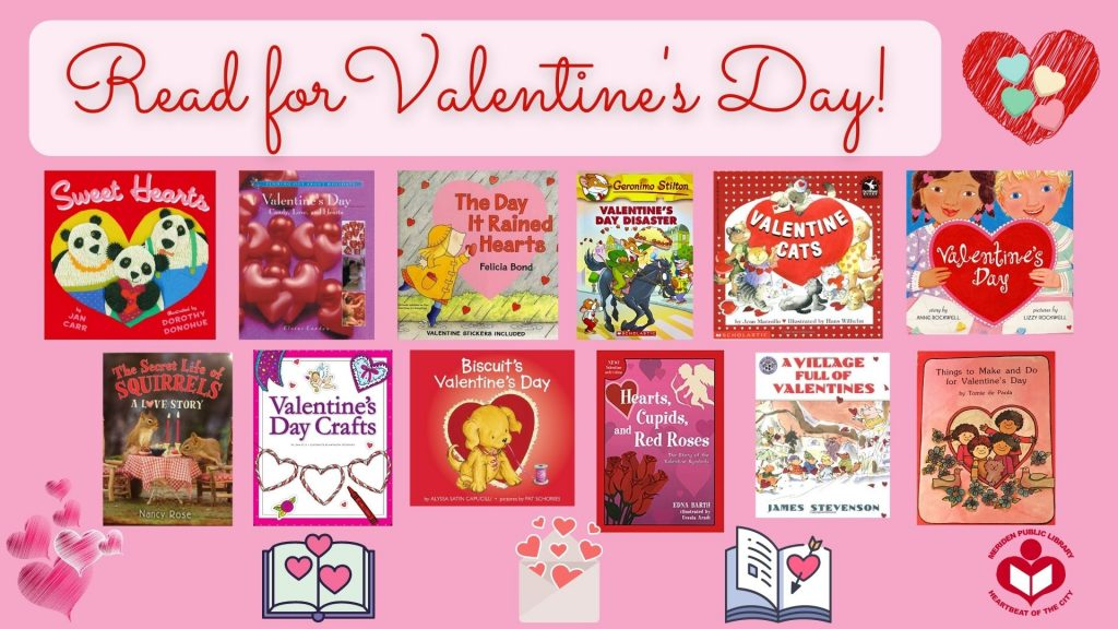 books for valentines day