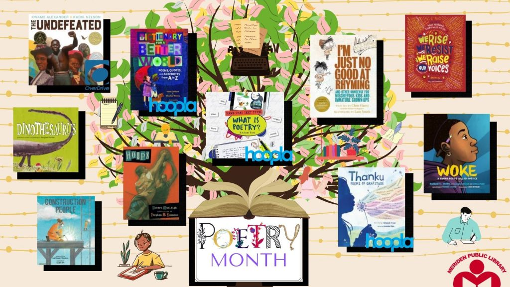 poetry month 2021